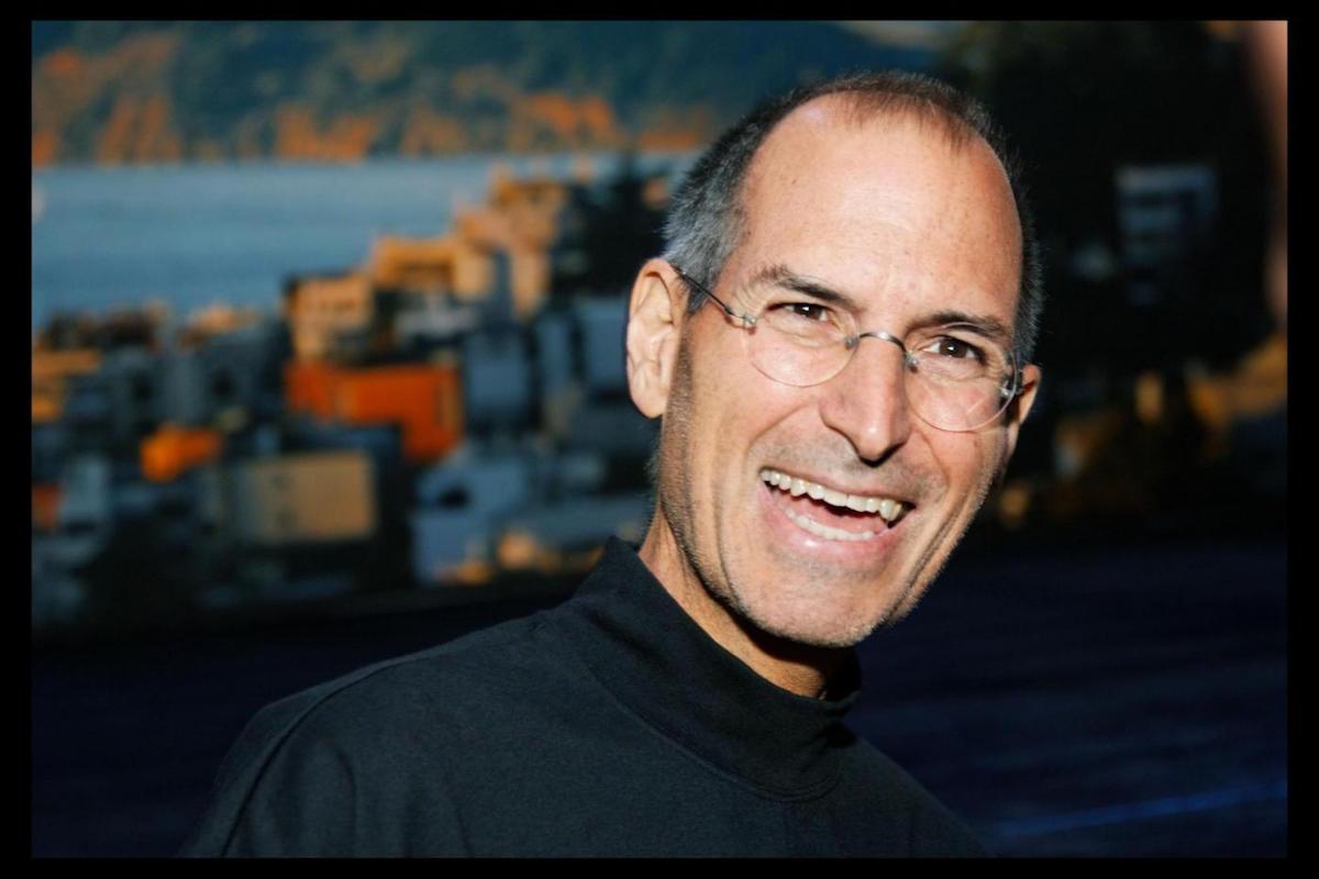 Steve Jobs Smile